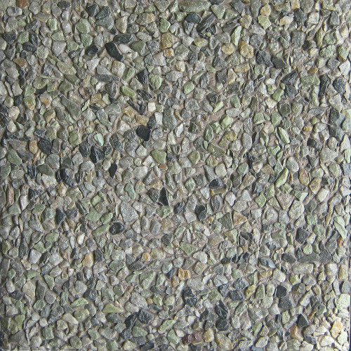 Grey background with green chips sold per 40kg Bag
