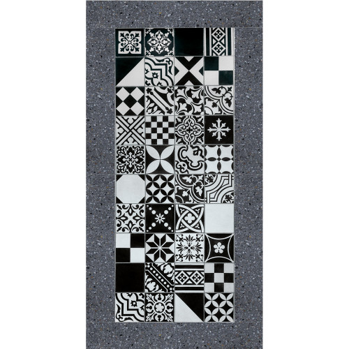 """Decor Patchwork Collage """"Authentically Hand Made Tiles"""" - M²"""