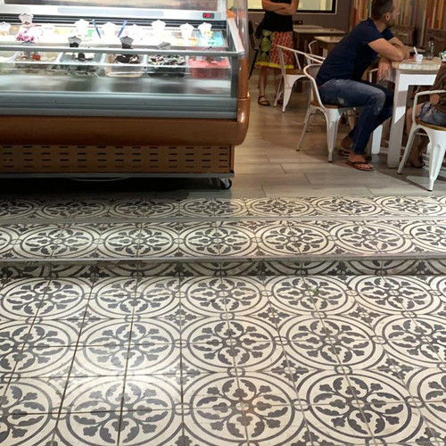 Pattern Tiles & Terrazzo Tops