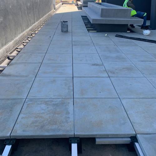 "Raised ""Cradle Deck""Flooring Systems"