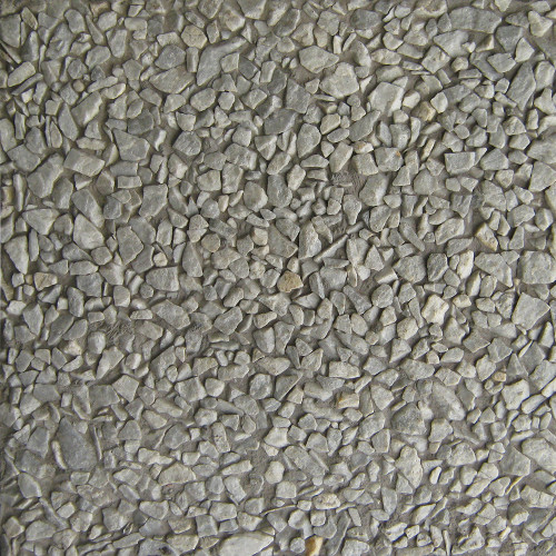 Grey background with white chips sold per 40kg Bag