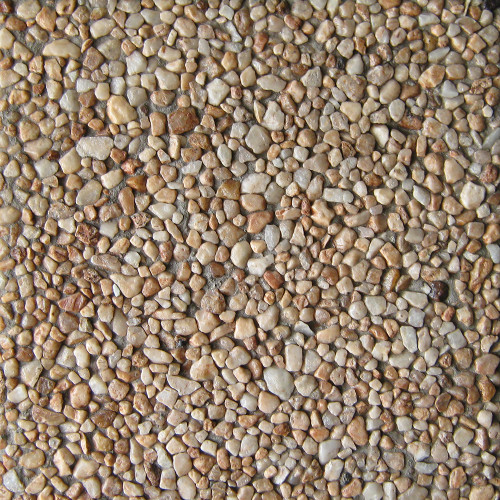Grey background with terracotta chips sold per 40kg Bag
