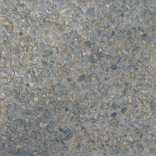 Grey background with grey chips sold per 40kg Bag