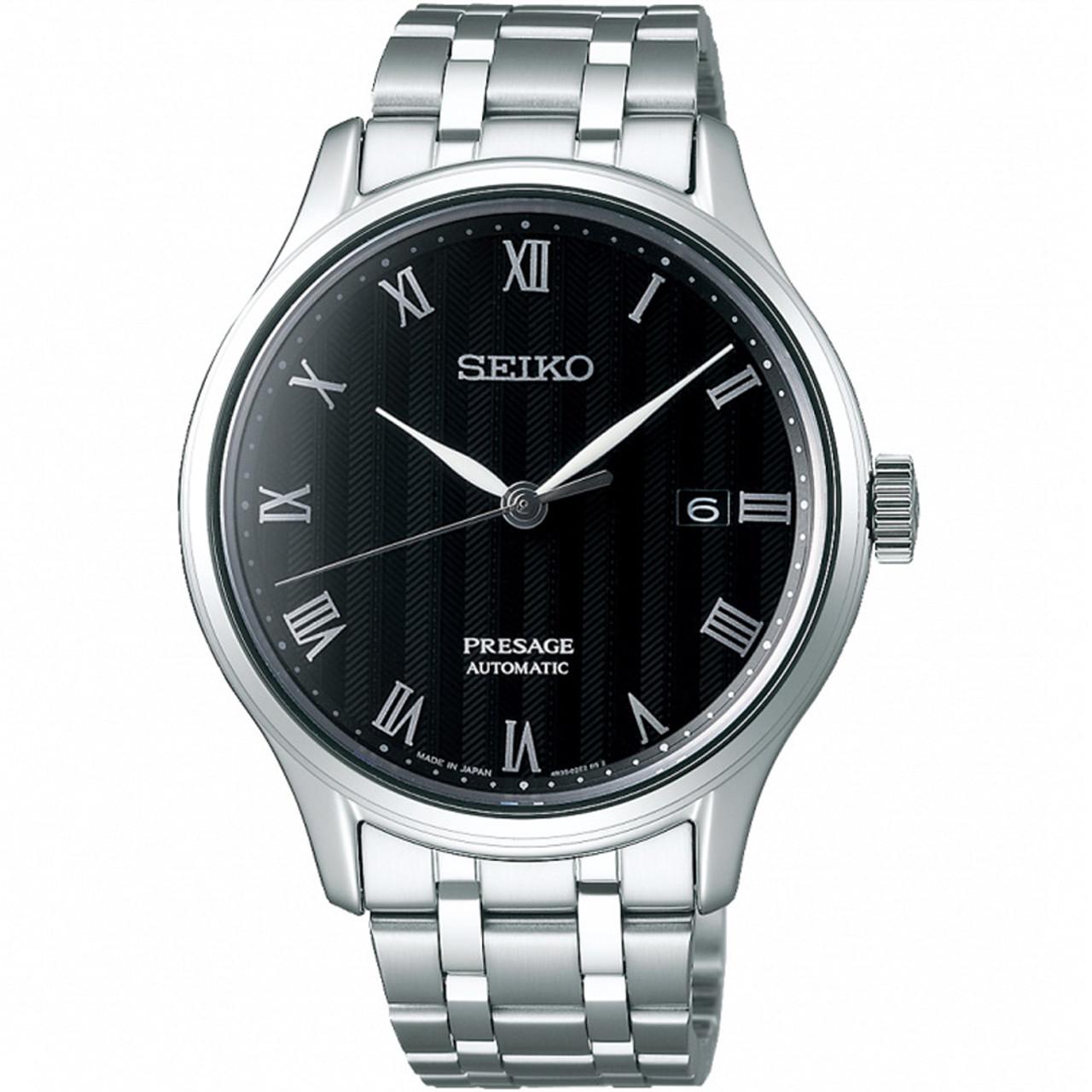 3f92a1bd3 Seiko Presage Zen Garden Automatic Date Watch SRPC81J1 | WatchO™