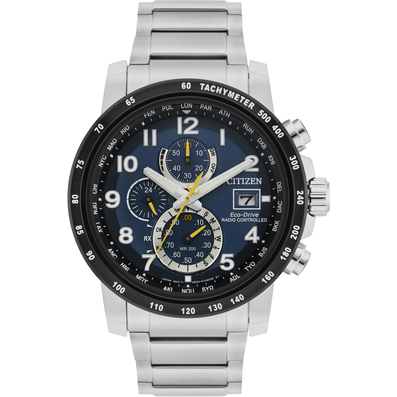bc1f1086d Citizen Eco-Drive Men's Watch AT8124-91L | WatchO™