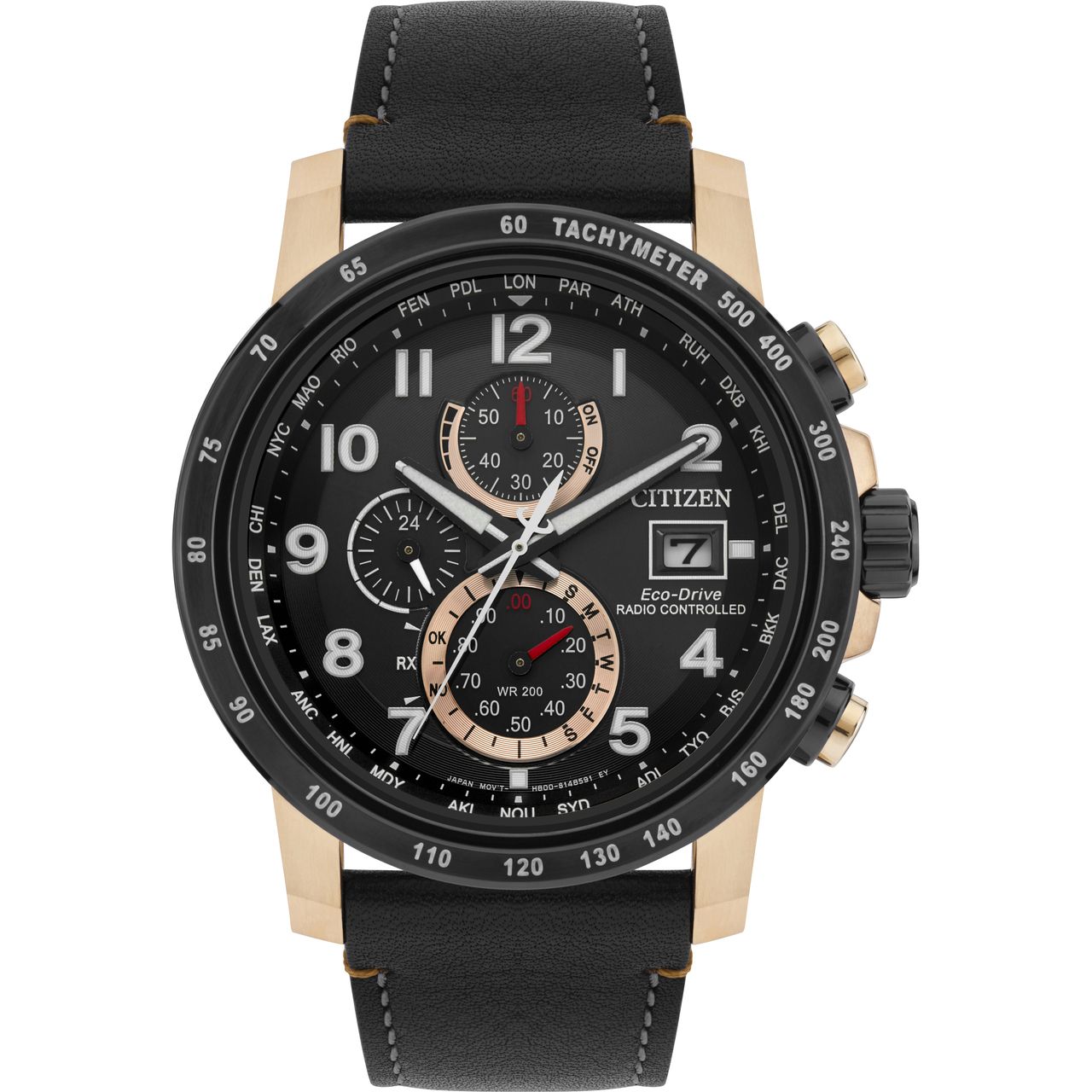 afcf16ef2 Citizen Eco-Drive Men's Watch AT8126-02E | WatchO™