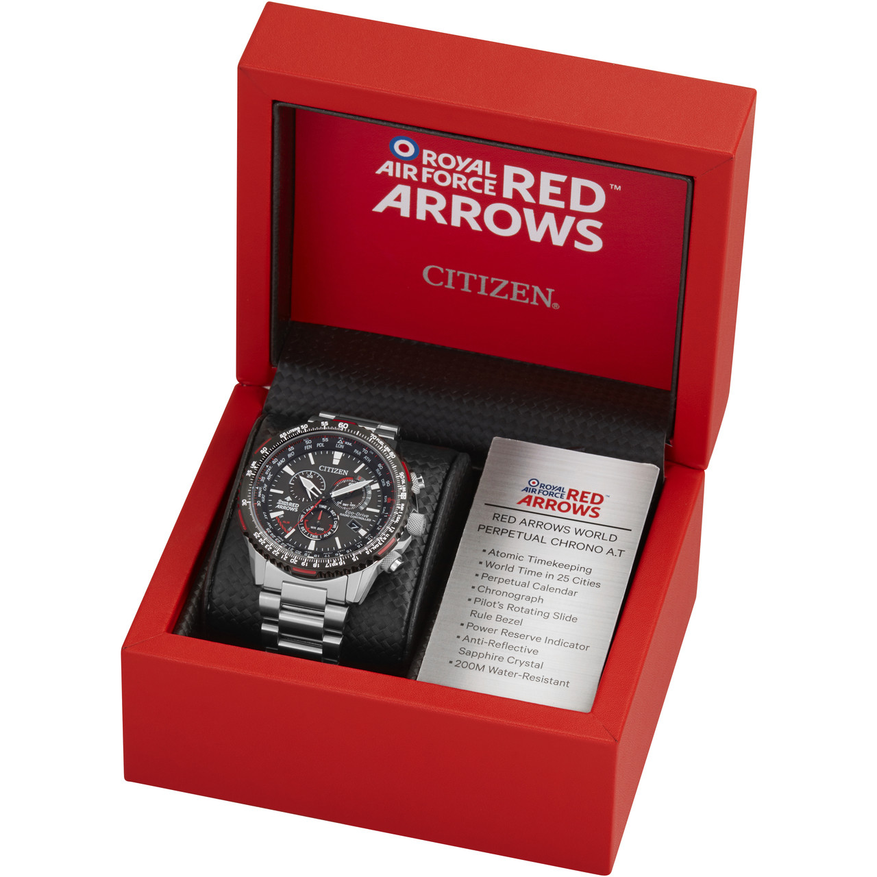 9a32d24f2 Citizen Eco-Drive Men's Watch CB5008-82E | WatchO™