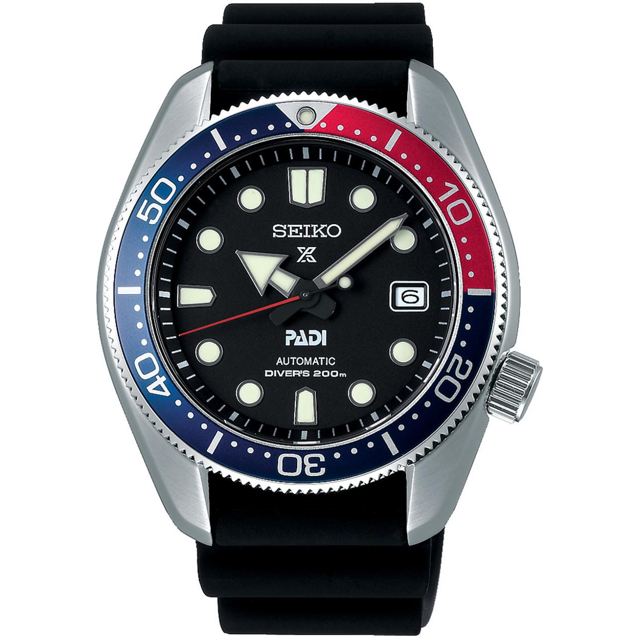 Seiko Men S Prospex Padi Recreation Watch Spb087j1 Watcho Trade