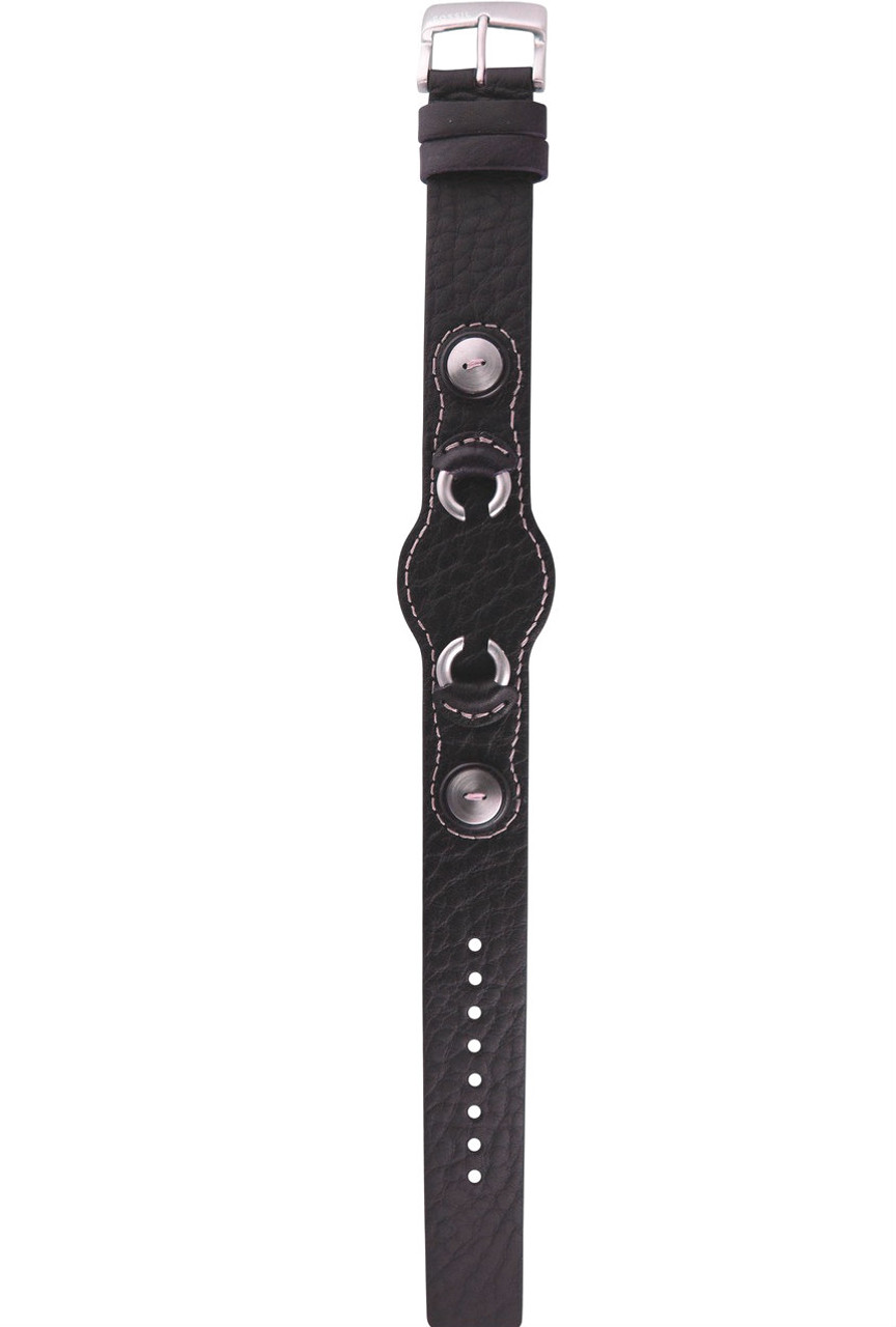 a70ee921626eb Fossil Replacement Watch Strap Brown Leather For JR1014