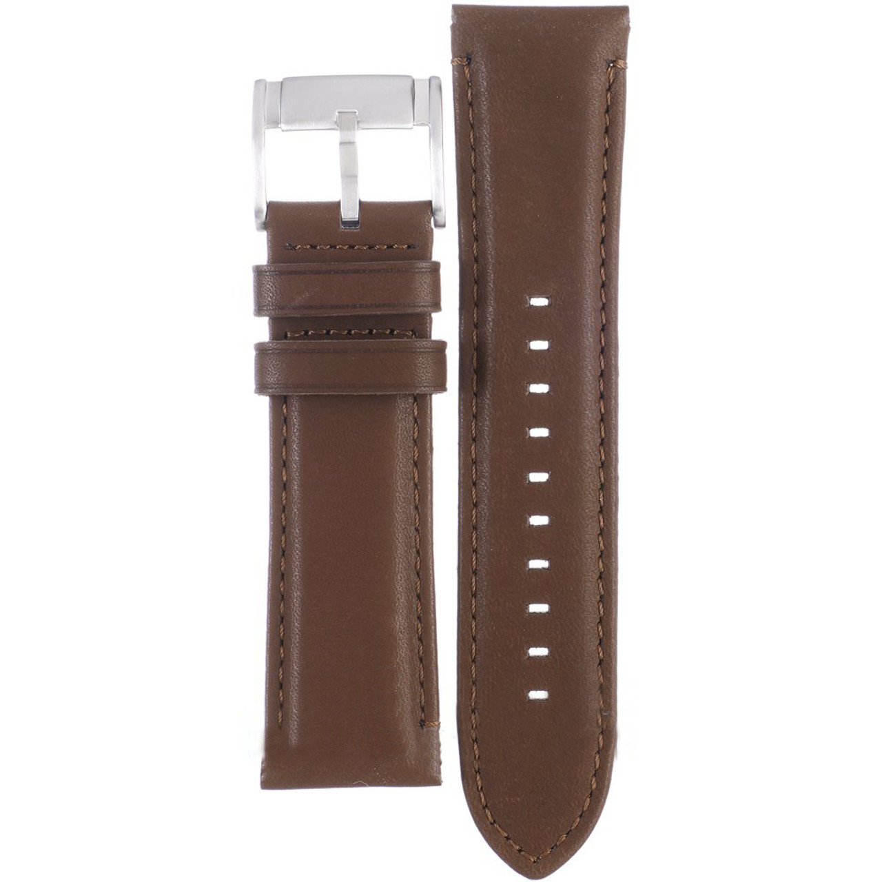 89ecd9908eb46 Fossil Watch Replacement Leather straps For FS4865 | WatchO™