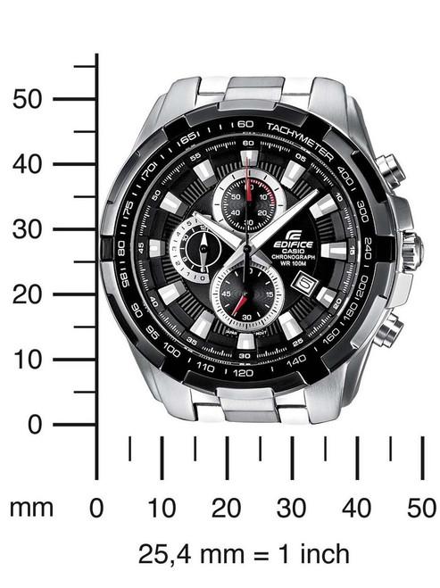 Casio Men's Edifice Chronograph Watch EF-539D-1AVEF