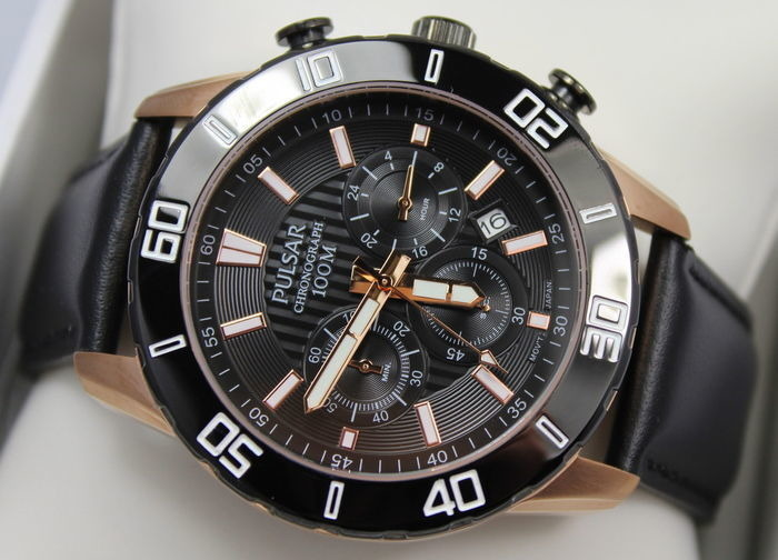 Pulsar Mens Watches