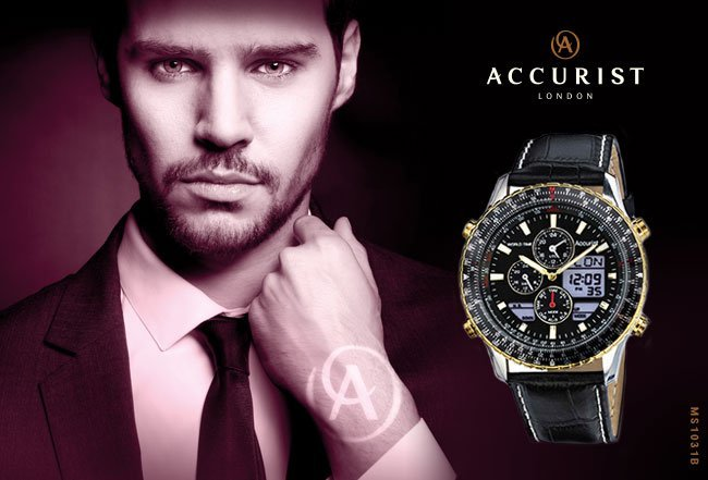 Accurist Men's Watches