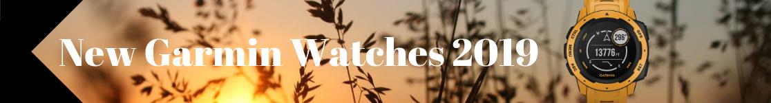 Top Garmin Watches 2019