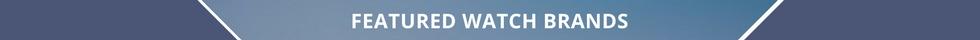 WatchO featured watch brands