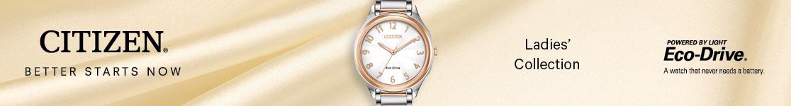 Citizen Watch For Ladies