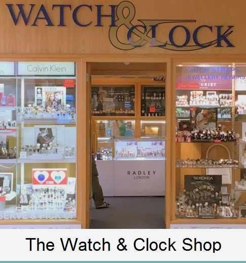 The Watch & Clock Shop