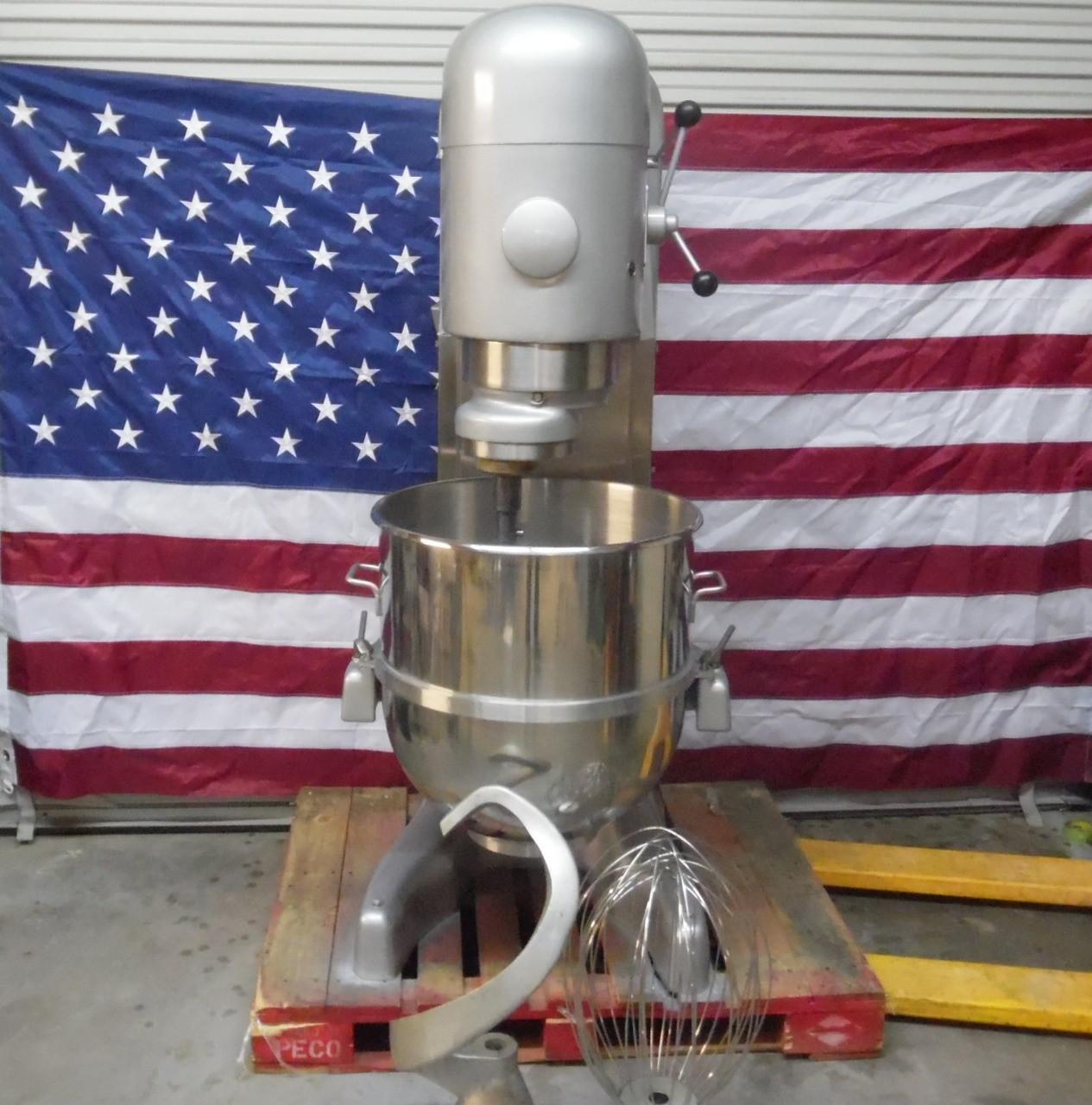 Hobart 140QT V1401 Refurbished Dough Mixer 5HP 208V 3P