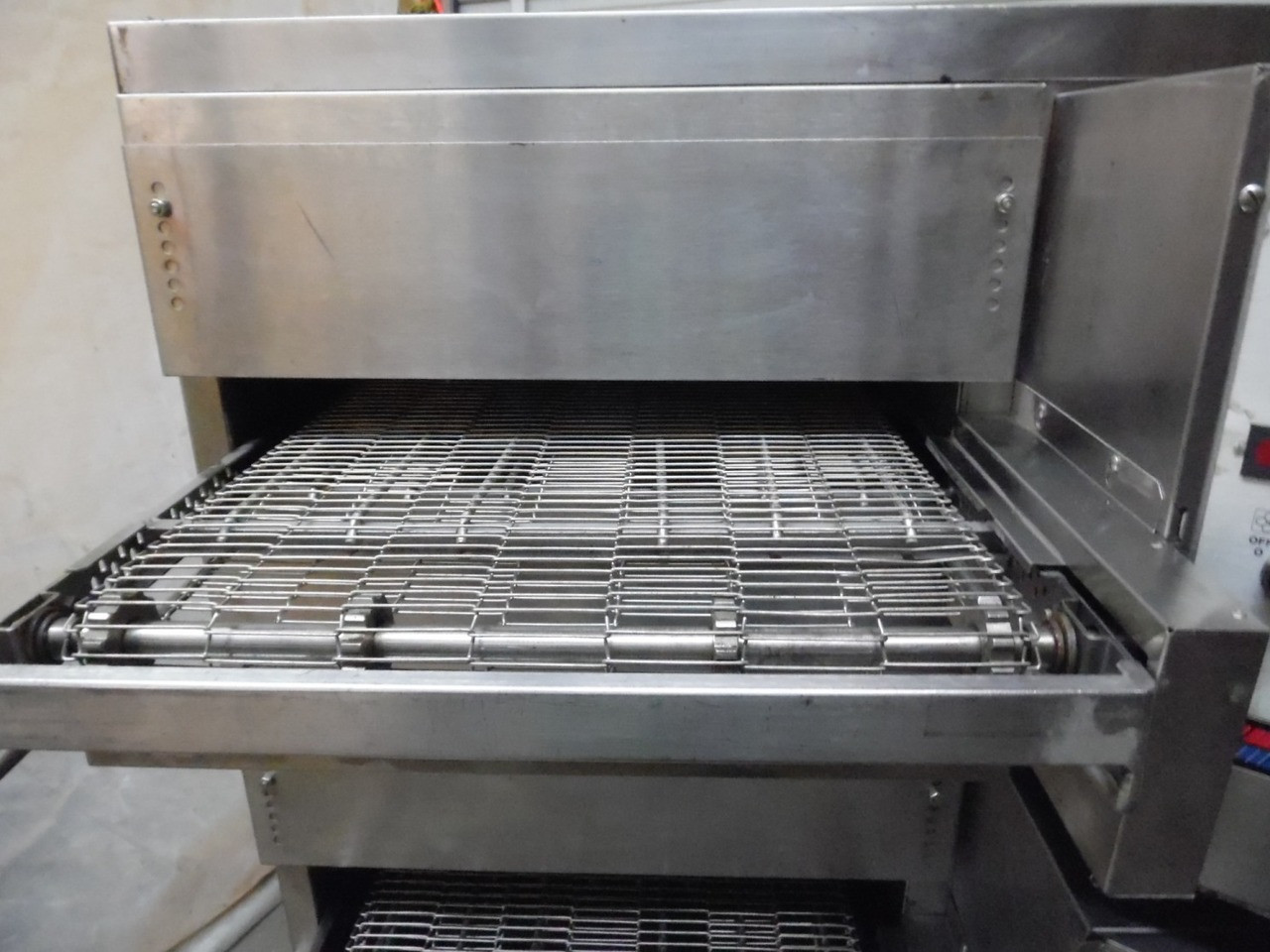 2010 Middleby Marshall PS536 ES Double Deck Electric Conveyor Ovens