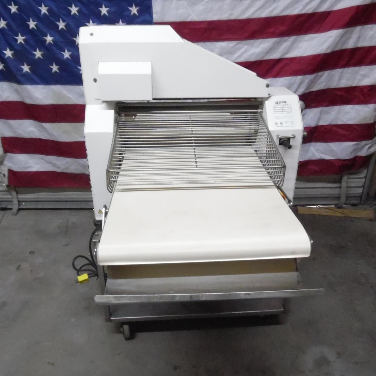 Doyon LSA616 Reversible Countertop Dough Sheeter