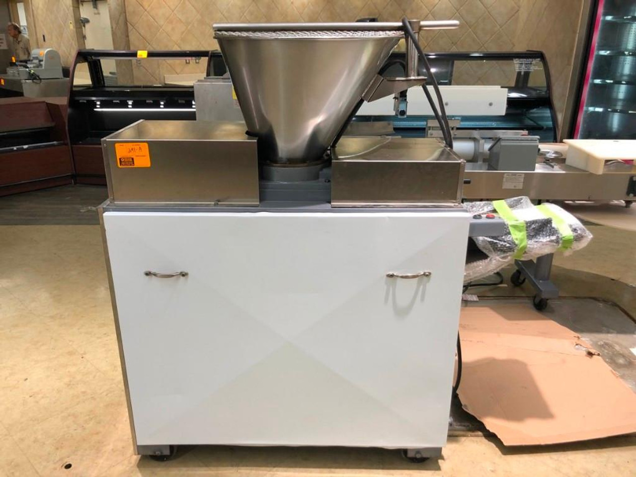 Excellent Bakery Automatic Bagel Maker KSF300S KFD100 with Dough Divider