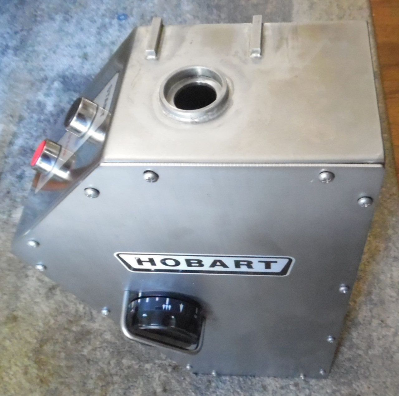 New Hobart HCM450 Stainless Steel Complete Control Box