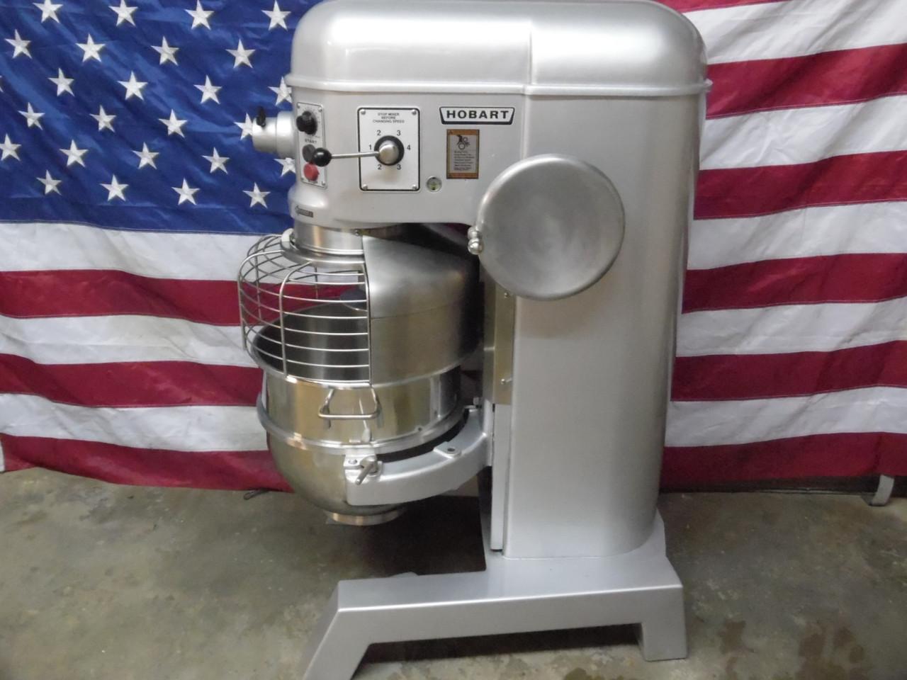 Hobart 60 Qt Dough Mixer H600T 3 Phase
