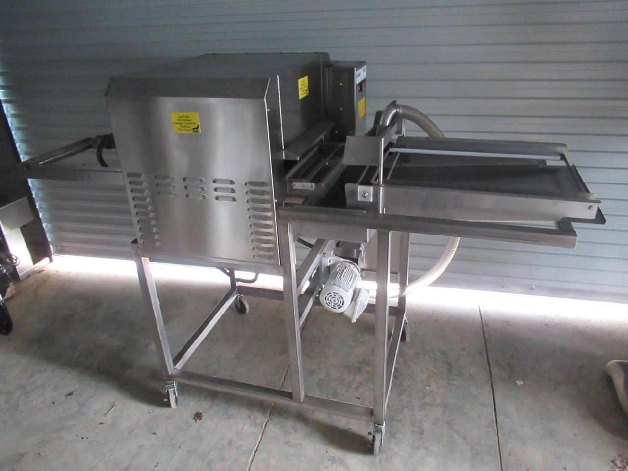 Belshaw TG-50 Thermoglaze Donut System
