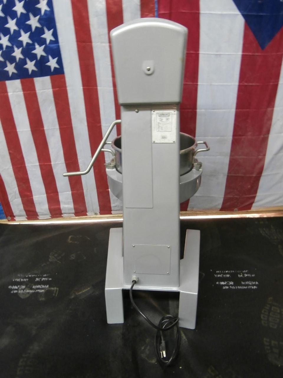 Hobart 30 Qt D300 Mixer Refurbished 3 Phase