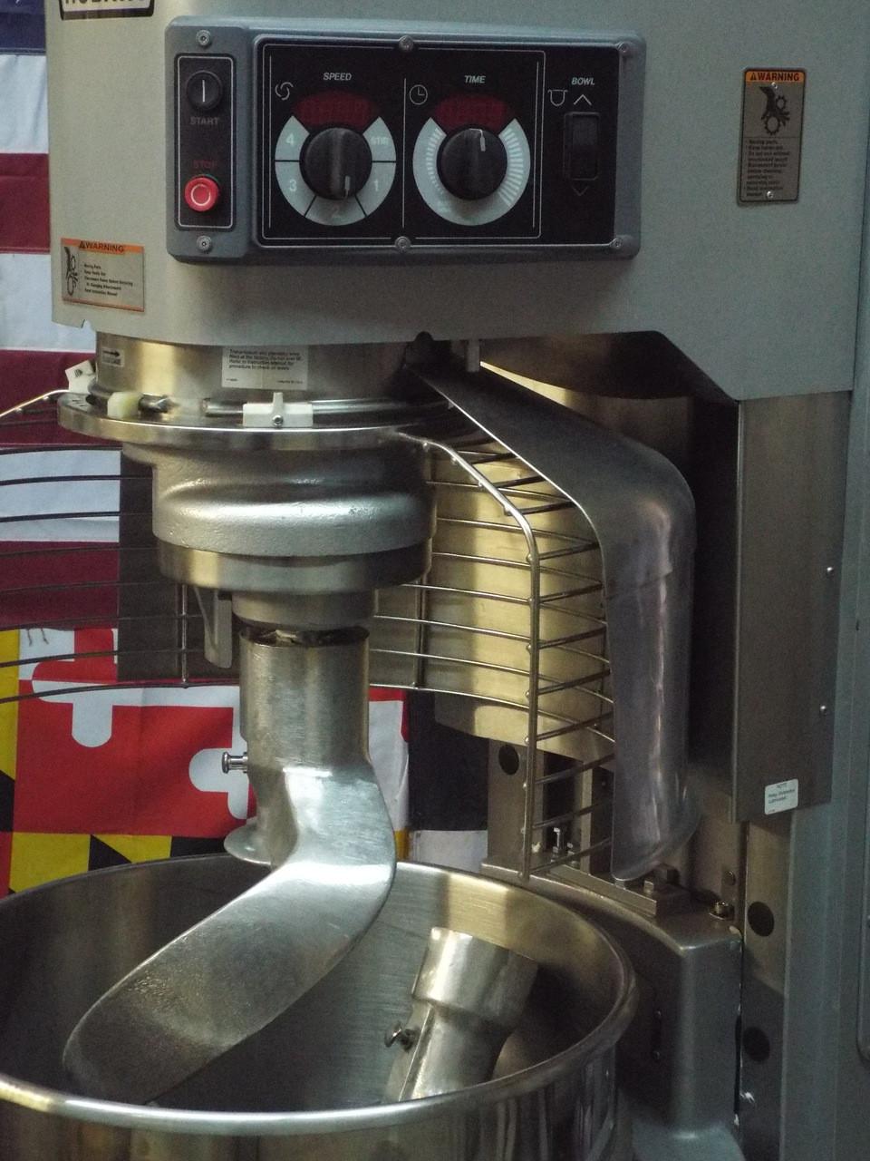 !!SOLD !!!  New  Hobart HL1400  Dough Bakery Pizza Mixer  140Qt