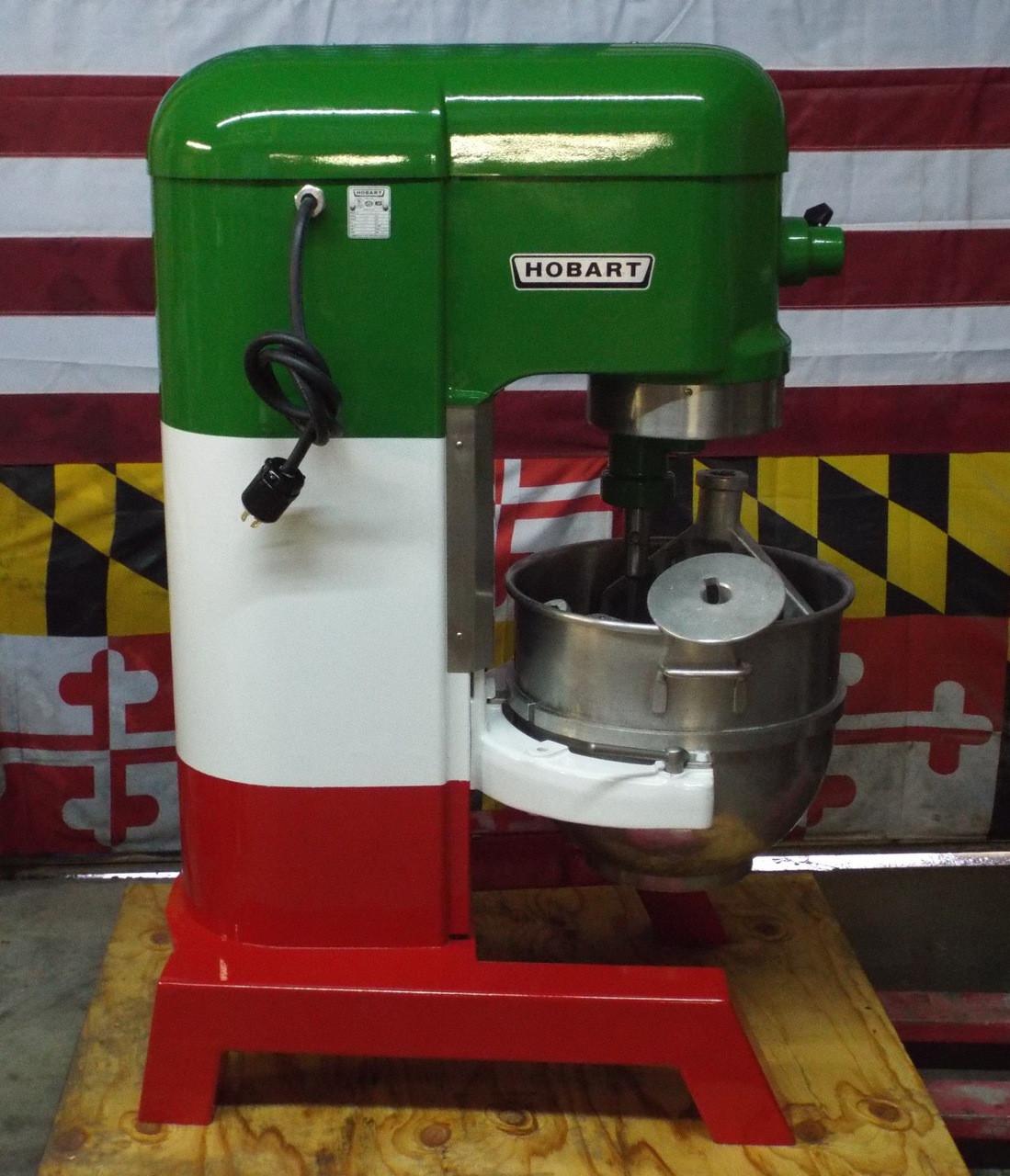 Custom Painted  Refurbished Hobart 60 Qt  Mixer H600T 2HP