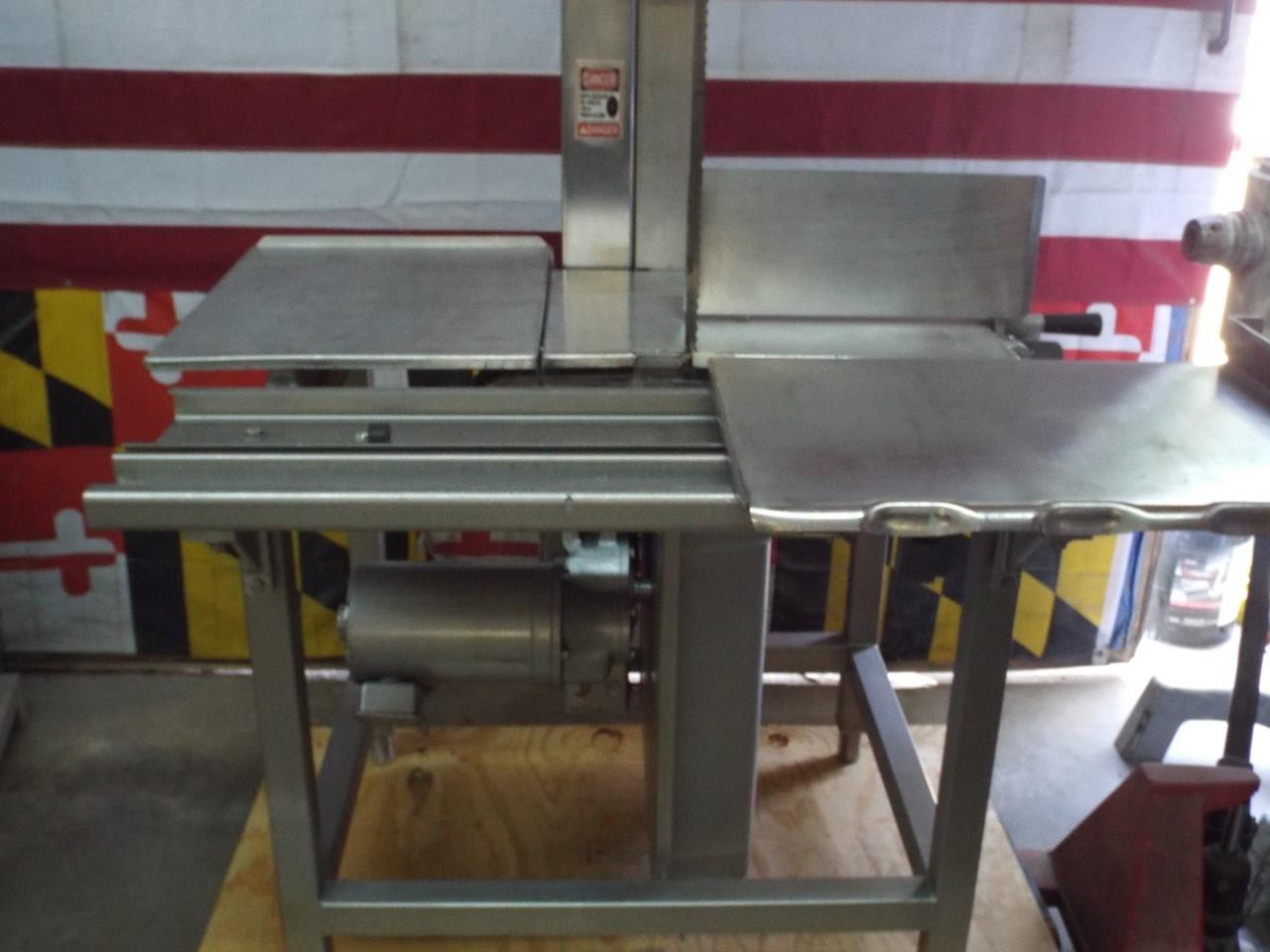 Hobart Deli Meat Saw Model 5801 Rebuilt 3P