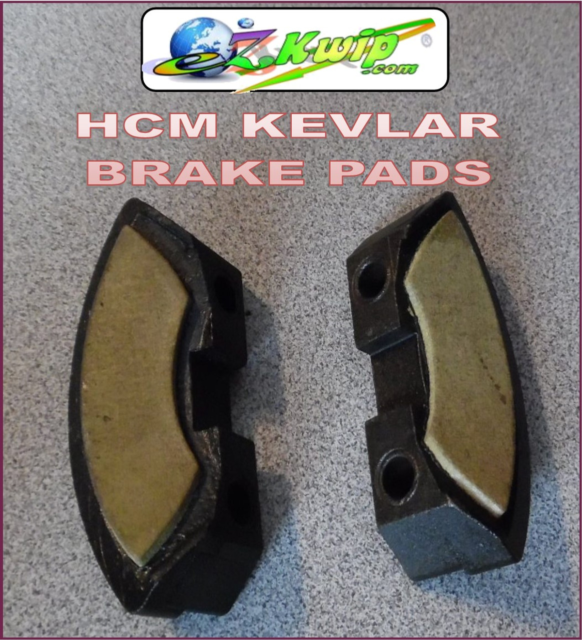 Hobart HCM-450 Kevlar Brake Pad Set $225 Plus Core Charge