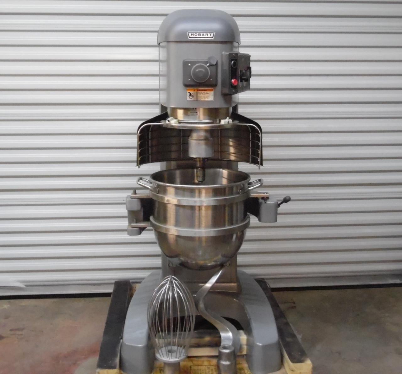 Excellent Like New  Hobart 60 Qt Legacy HL600 Dough Mixer