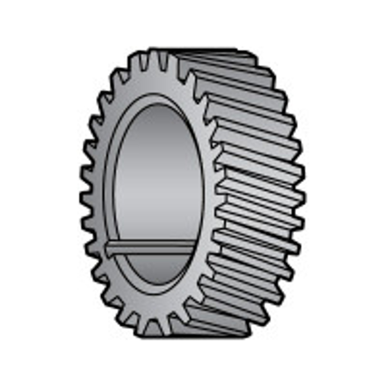 Globe Bronze Knife Hub Gear  747-17B