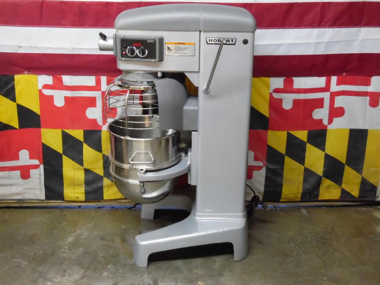 Hobart Legacy HL400 40Qt Commercial Dough Mixer