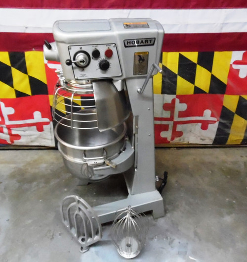 Rebuilt Hobart Mixer Remanufactured Hobart Mixer Refurbished