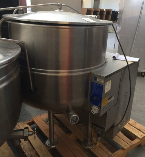 Cleveland KGL60  Stationary  Gas  Steam Jacketed Kettle