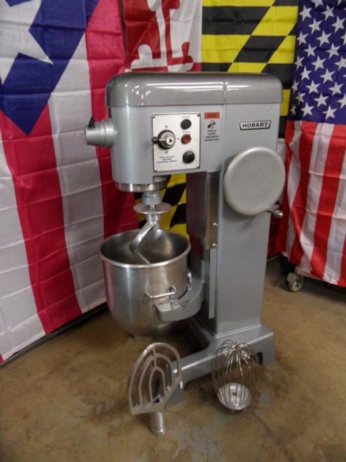 Hobart D340 40 Qt Dough Bakery Pizza 200V 3P Mixer