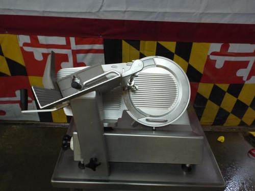 Bizerba  Manual 12 inch Meat Slicer SE12