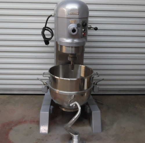 Excellent Hobart 60 Qt Dough Mixer H600T 2HP Power Bowl Lift