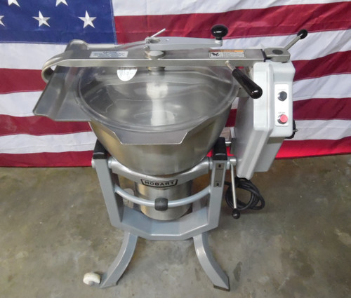 Hobart HCM-450 HCM Chopper Cutter Dough Mixer New Hex Leg