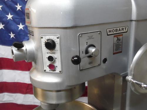 Hobart P660 60 QT Dough Bakery Pizza Mixer 2 1/2 HP 3 Phase