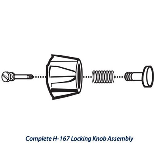 Hobart Slicer Knob Assembly Top Cover 915167
