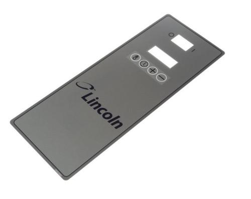 Lincoln 1601 Tall Silver Control Label 370354