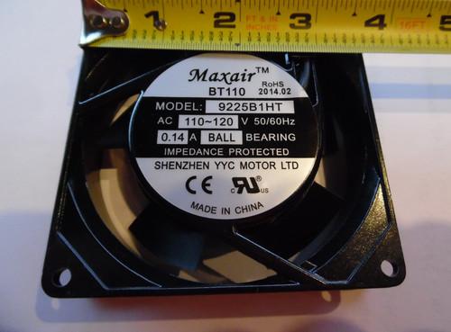 Max Air Oven Fan  9225 BT-110