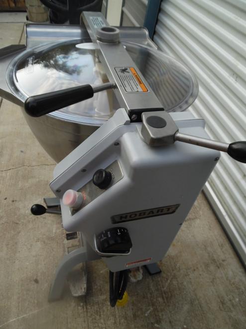 Very Clean  School Unused Hobart HCM450 Dough Vertical Mixer Cutter 3 PH