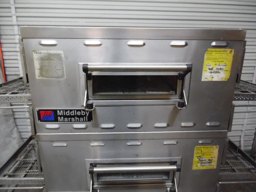 Middleby Marshall PS536 ES Double Deck Electric Conveyor Ovens