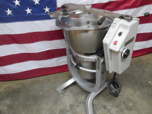 Hobart HCM-450 VCM Vertical Chopper Cutter Mixer 5HP