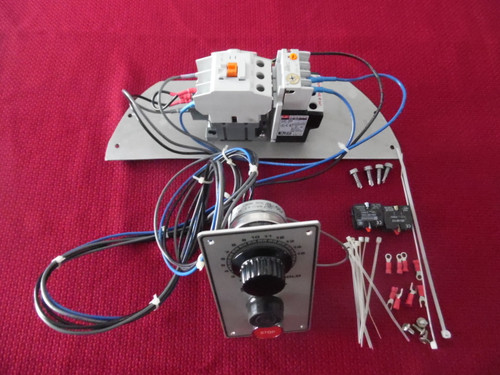 Hobart H600 Retrofit Wiring Harness with Switch Plate 200-230V